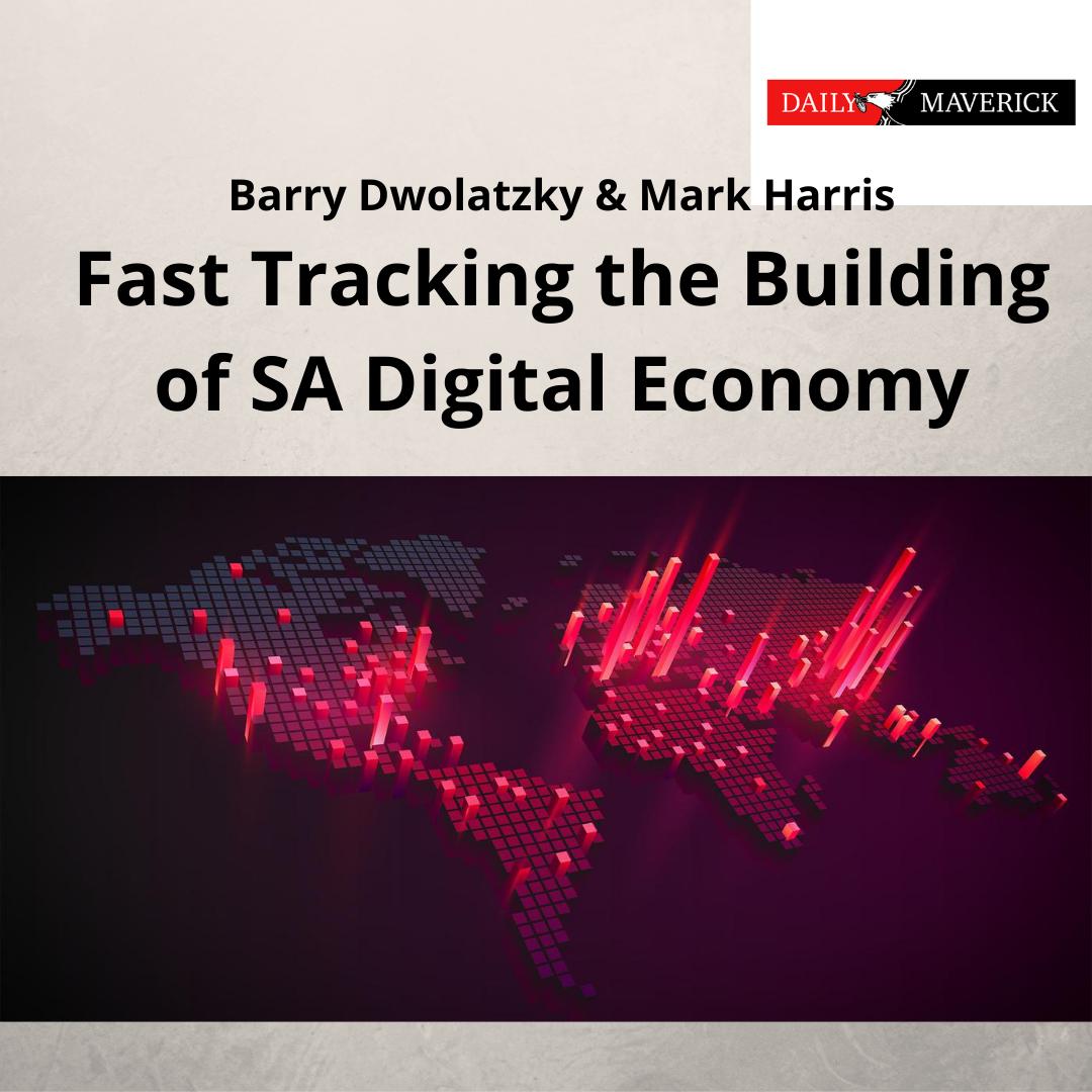 Fast Tracking SA's Digital Economy