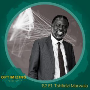 In Conversation with … Tshilidzi Marwala