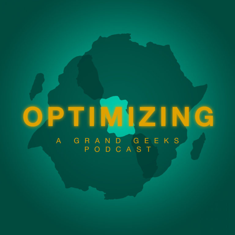 Optimizing - Leading Africa's Digital Future