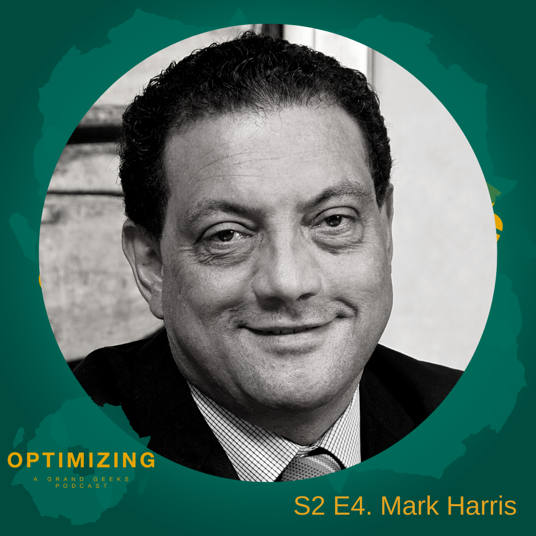 In Conversation with Mark Harris