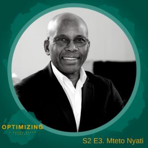 In Conversation with … Mteto Nyati