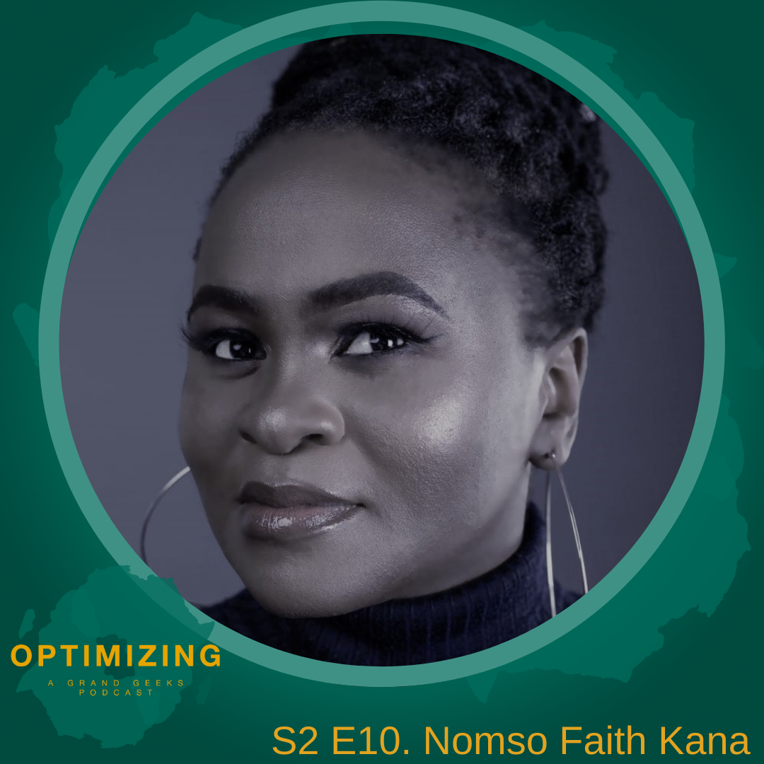 In Conversation with Nomso Kana