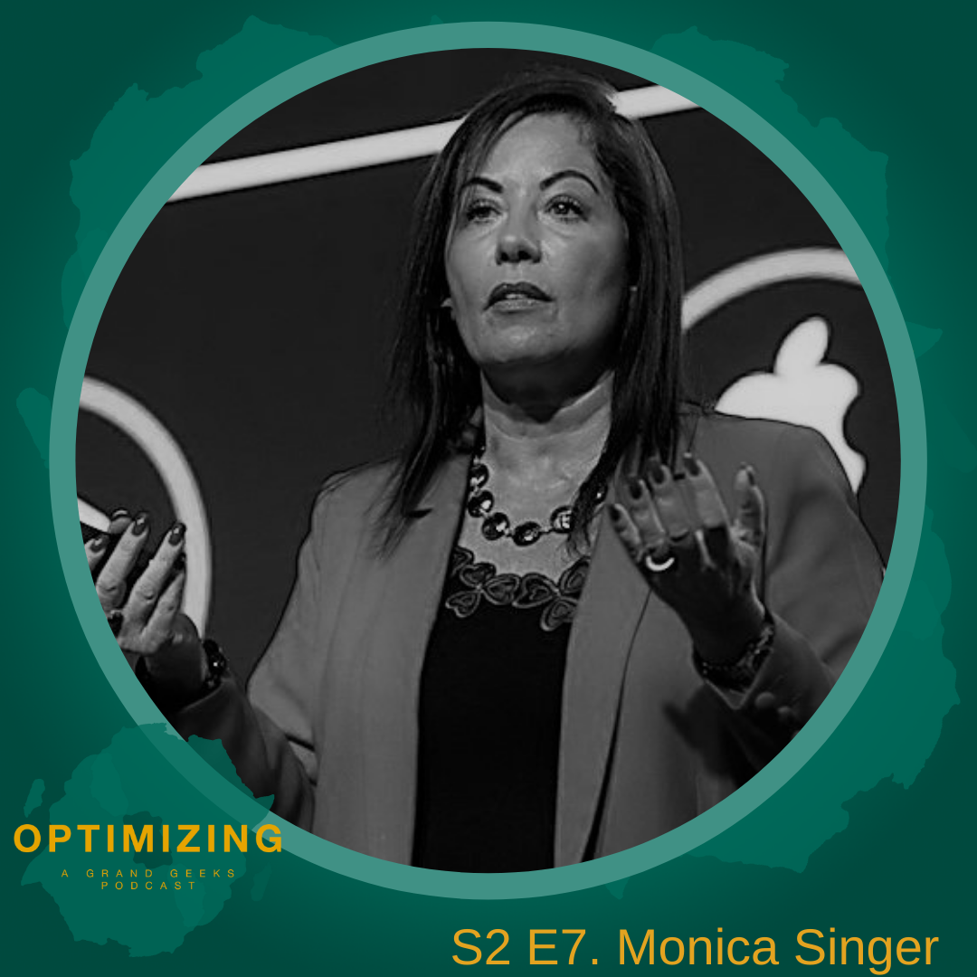 In Conversation with Monica Singer