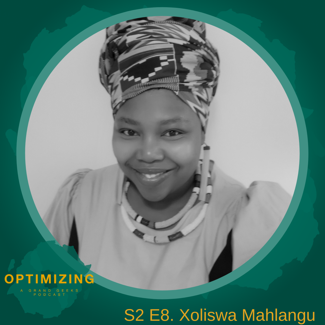 In Conversation With Xoliswa Mahlangu U2013 The Grand Geeks