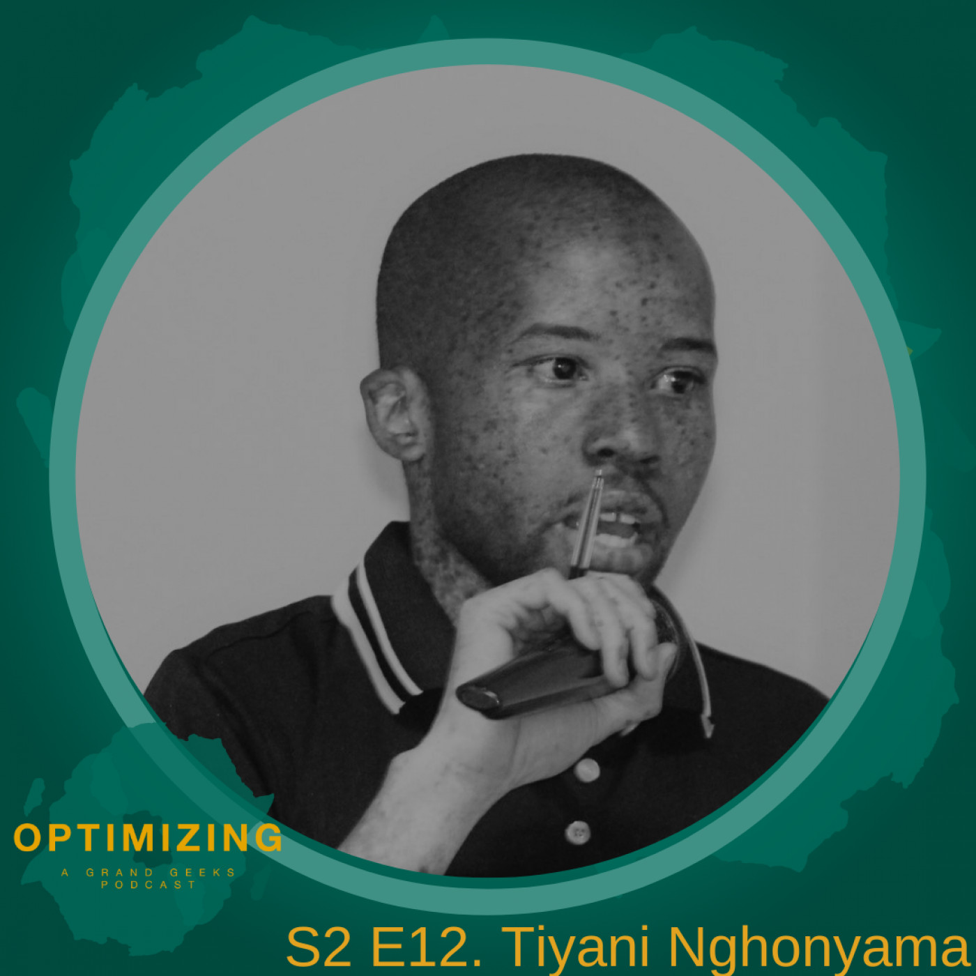 In Conversation with Tiyani Nghonyama